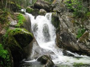 Жигаланские водопады1