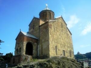 Тбилиси Храм Метехи 2