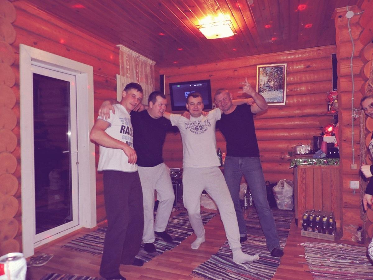 Отдых в туристическом центре Русская деревня
