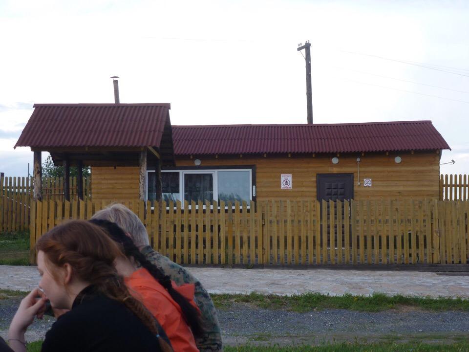 Обстановка базы отдыха Русская Деревня