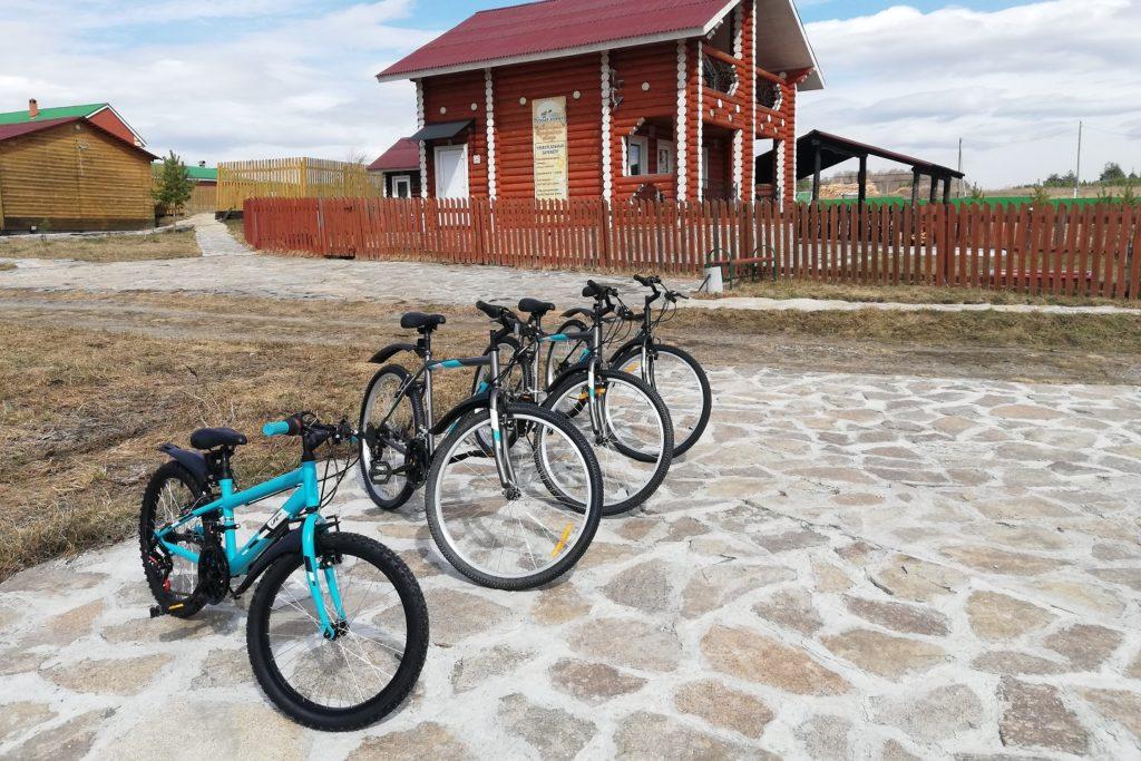 Прокат велосипедов в Колташи